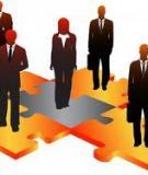 Yếu tố con người trong công tác quản lý