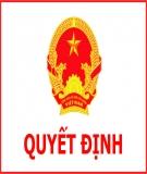 Quyết định số 1474/1998/QĐ-BGTVT