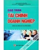 Giáo trình học Tài chính doanh nghiệp_ Chương 1