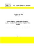 Tiêu chuẩn xây dựng Việt Nam: Chống sét cho công trình xây dựng - Hướng dẫn thiết kế, kiểm tra và bảo trì hệ thống