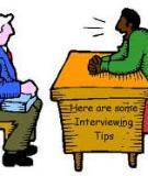 Một số kỹ năng phỏng vấn