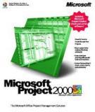 Hướng dẫn sử dụng MS project 2000