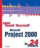 Các bài tập luyện tập với MS Project 2