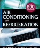 Air-Conditioning and Refrigeration
