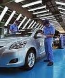 Qui trình công nghệ sửa chữa ô tô