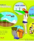 Giáo dục môi trường thông qua dạy học hoá học ở trường phổ thông