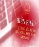 Hiến pháp nước Cộng hòa xã hội chủ nghĩa Việt Nam năm 1992