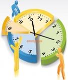 Quản lý thời gian của người thành công