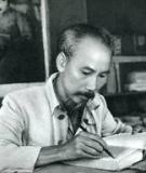 Tư tưởng Hồ Chí Minh về vấn đề dân tộc và cách mạng giải phóng dân tộc