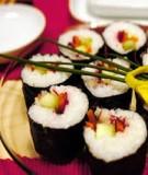Cơm Cuộn Nhật Bản