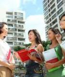 Bài 3: Thủ Tục Nhận Phòng - chào hỏi; chỉ dẫn; giới từ chỉ nơi