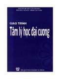 Giáo trình: Tâm lý học đại cương - Nguyễn Quang Uẩn
