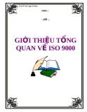 GIỚI THIỆU TỔNG QUAN VỀ ISO 9000