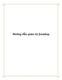Hướng dẫn về quản trị Joomla