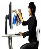 Các bước mua hàng và thanh toán trực tuyến