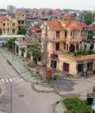 Đô thị hóa và vấn đề di cư từ nông thôn ra thành thị