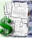 Chương trình Giảng dạy Kinh tế Fulbright - Phương pháp phân tích - Phân tích các báo cáo tài chính