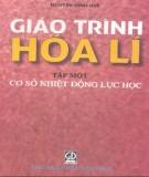 Giáo trình Hóa Lý: Tập 1 - Nguyễn Đình Huề