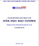 Sách hướng dẫn học tập Hóa học đại cương - ThS. Từ Anh Phong