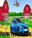 Học tiếng Anh qua các phương tiện giao thông