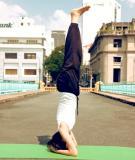Yoga tăng sự dẻo dai cho cột sống