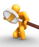 Phát huy các định luật bảo toàn trong giải toán hóa học