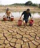 Kế hoạch thích ứng với biến đổi khí hậu trong Nông nghiệp và phát triển nông thôn