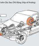 Kết cấu và tính toán ôtô (Phần truyền lực trên ôtô) - Chương 4