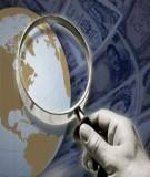 Bài thi môn kinh tế quốc tế (Chương trình 45 tiết) - Đề số 3