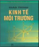 Giáo trình Kinh tế môi trường - PGS.TS Hoàng Xuân Cơ