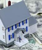 Chương thứ tư :  Lý thuyết tổng quan kế toán tài sản cố định