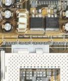 Tìm hiểu về Mainboad - Phương pháp kiểm tra đèn Mosfet trên Mainboard