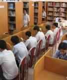 Tìm hiểu về vấn đề tự học của sinh viên