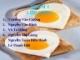 Những biến đổi của trứng khi bảo quản