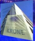 Krone và bí quyết kinh doanh thành công