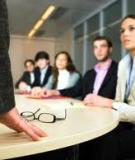 Sử dụng danh thiếp thế nào có hiệu quả trong kinh doanh