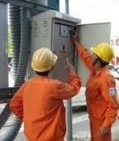 Đồ án tốt nghiệp - Nội dung an toàn điện