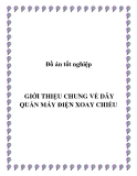 Đồ án tốt nghiệp: GIỚI THIỆU CHUNG VỀ DÂY QUẤN MÁY ĐIỆN XOAY CHIỀU