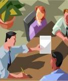 Nguyên tắc của các doanh nhân thành đạt (Phần đầu)