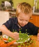 6 dưỡng chất cần thiết cho trẻ