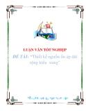 Luận văn tốt nghiệp: Thiết kế nguồn ổn áp dải rộng kiểu xung - Nguyễn Ngọc Khoa