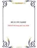 ĐỒ ÁN TỐT NGHIỆP -  Thiết kế rơle trung gian xoay chiều