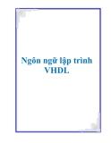 Ngôn ngữ lập trình VHDL