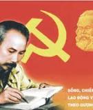 Tư tưởng cần, kiệm, liêm, chính, chí công vô tư của Hồ Chí Minh