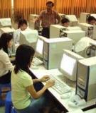 Ứng dụng công nghệ thông tin trong quản lý nhà nước