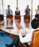 Quyền lực trong kinh doanh - 10 nguyên tắc cần biết!