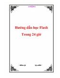 Hướng dẫn học Flash Trong 24 giờ