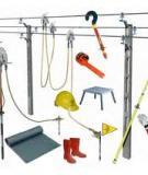 Đồ án tốt nghiệp bài thực hành xưởng: An toàn điện