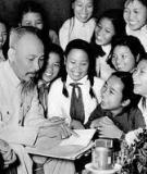Mối quan hệ biện chứng giữa vấn đề dân tộc và vấn đề giai cấp trong tư tưởng Hồ Chí Minh