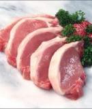 Chương 3_ Bảo quản thịt